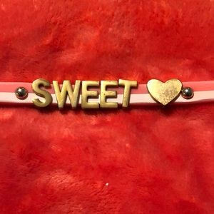 BCBGeneration Jewelry - Sweet Heart bracelet